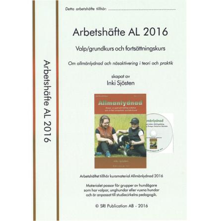 Arbetsplan: Valp/grund och fortsättnings kurs av Inki Sjösten