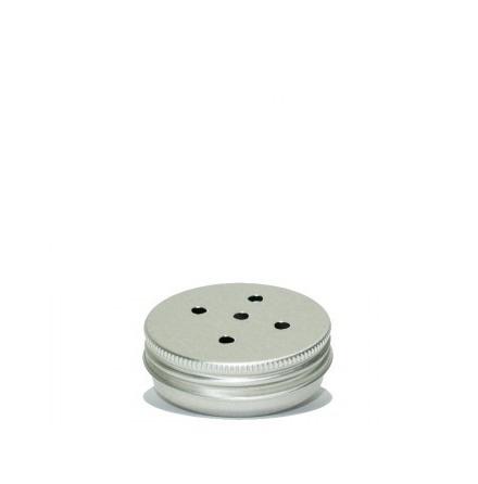 Behållare aluminium SMALL med magnet
